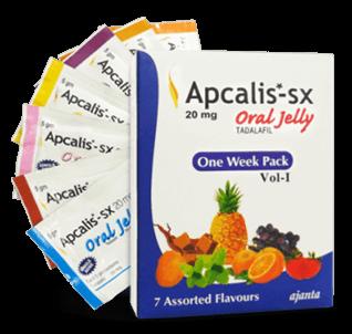 Buy Apcalis Jelly