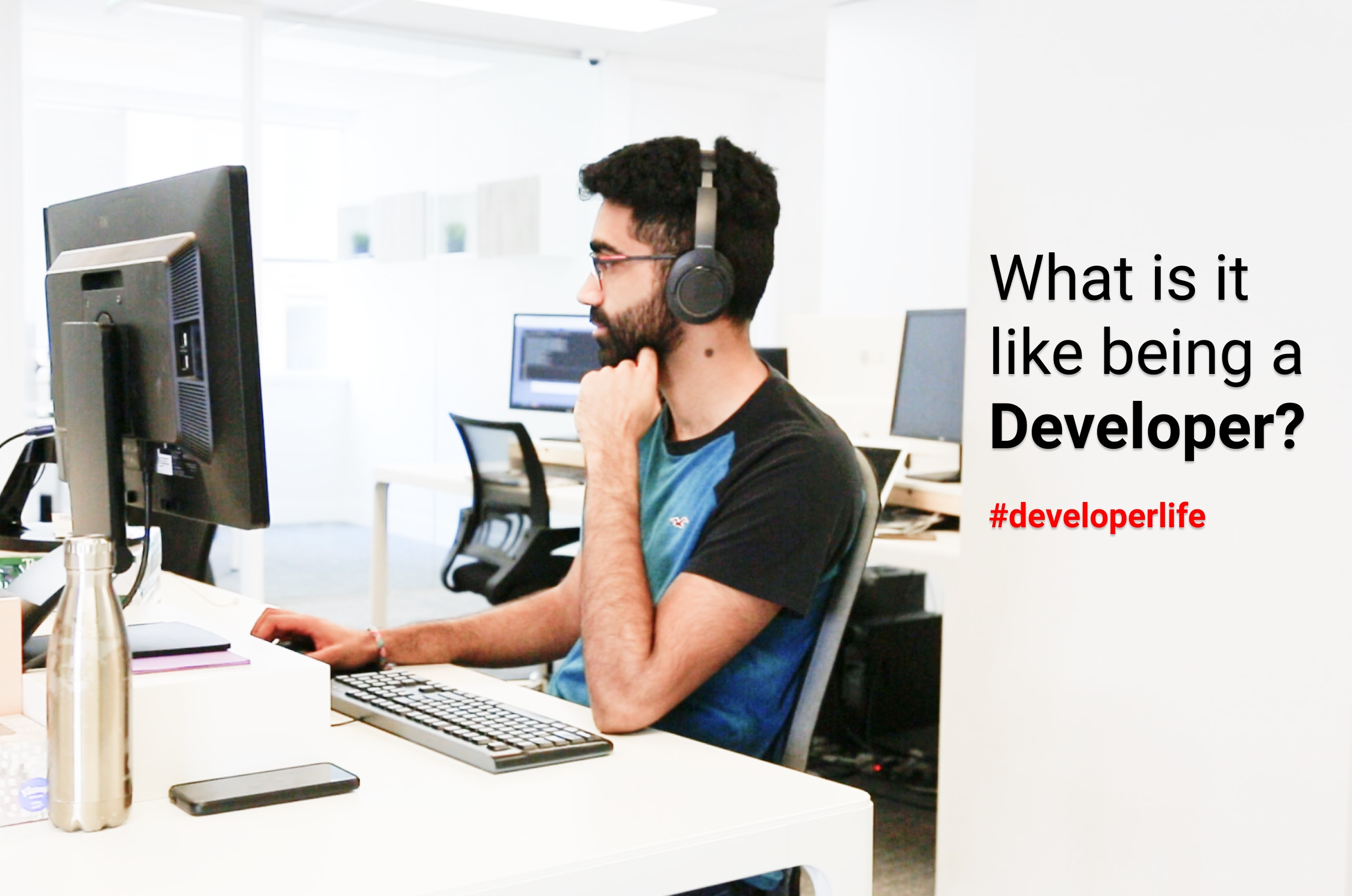 What is it like being a developer?
