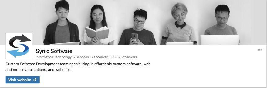 Follow us on LinkedIn!