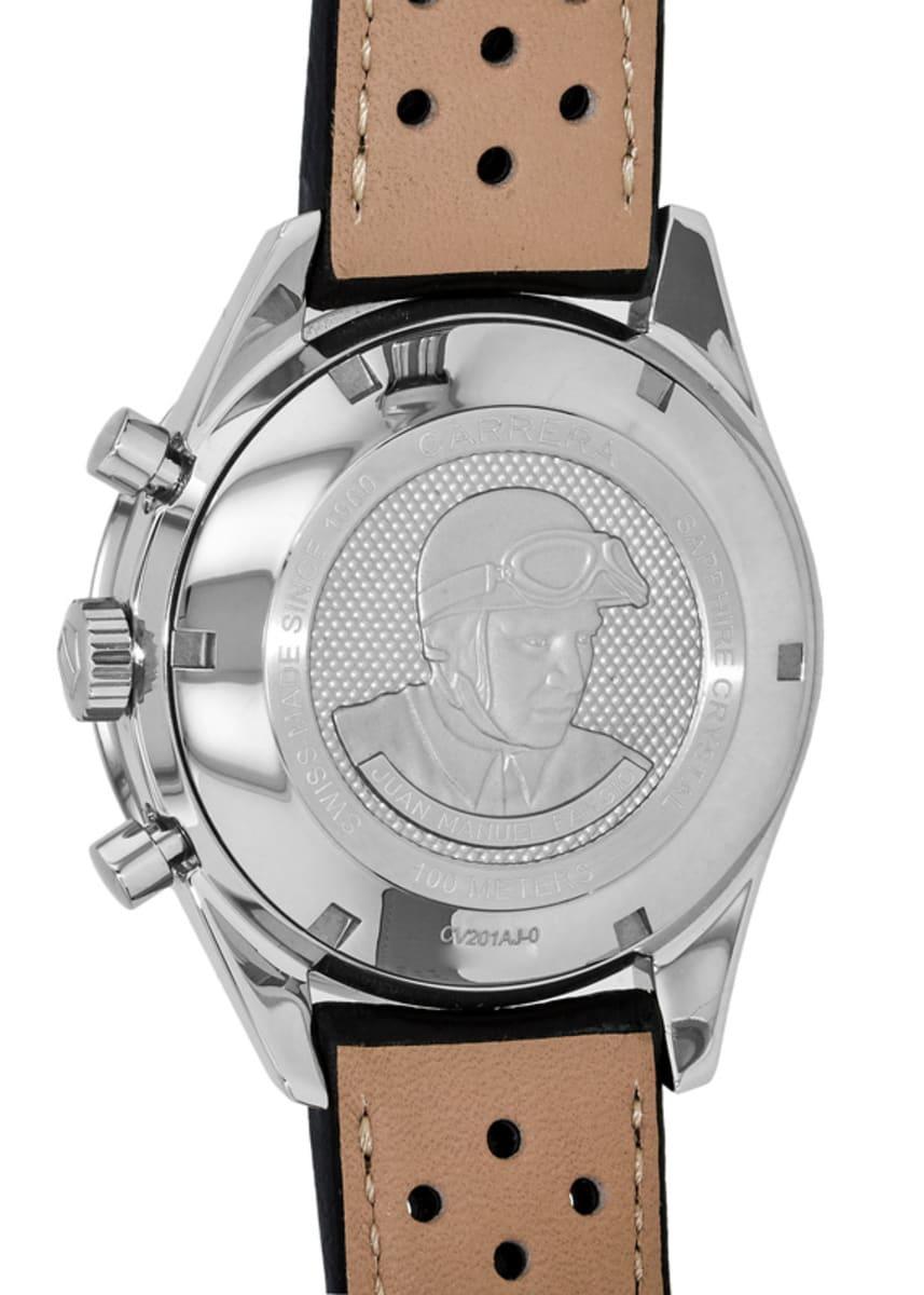 cheaper e8c0f 4e83d Tag Heuer Carrera Calibre 16 Chronograph Automatic Men's Watch  CV201AJ.FC6357