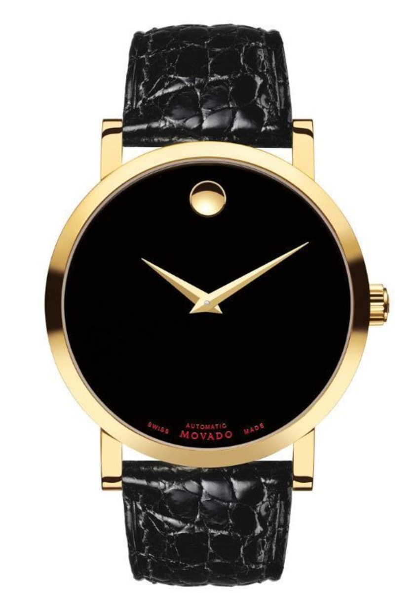 This is a photo of Soft Black Label Watch Zmrp3010