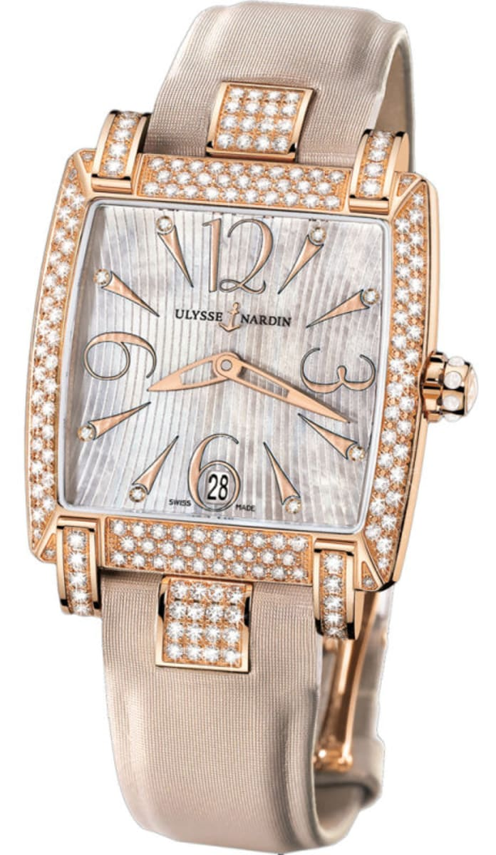 Ulysse Nardin Caprice Women's Watch 136-91AC/695 | WatchMaxx.com