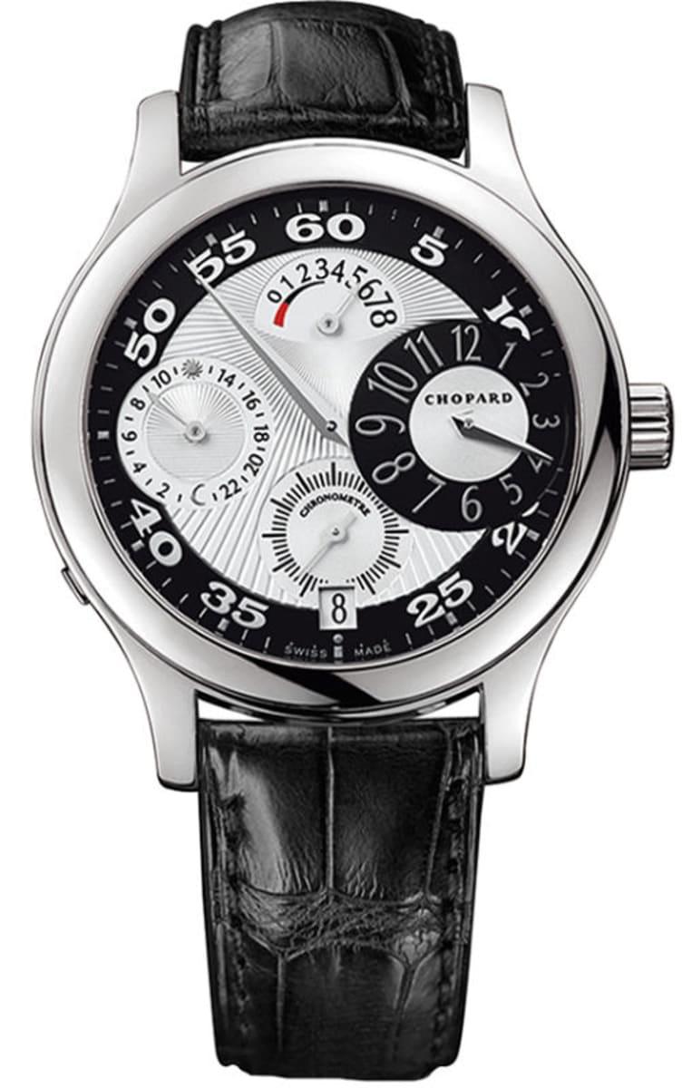 Chopard L.U.C Regluator Men's Watch 161874 1001