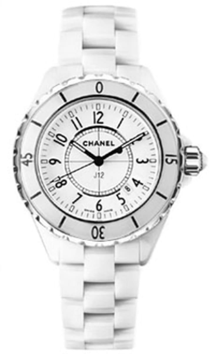 finest selection b4944 5cc67 Chanel J12 Classic Women's Watch H0968