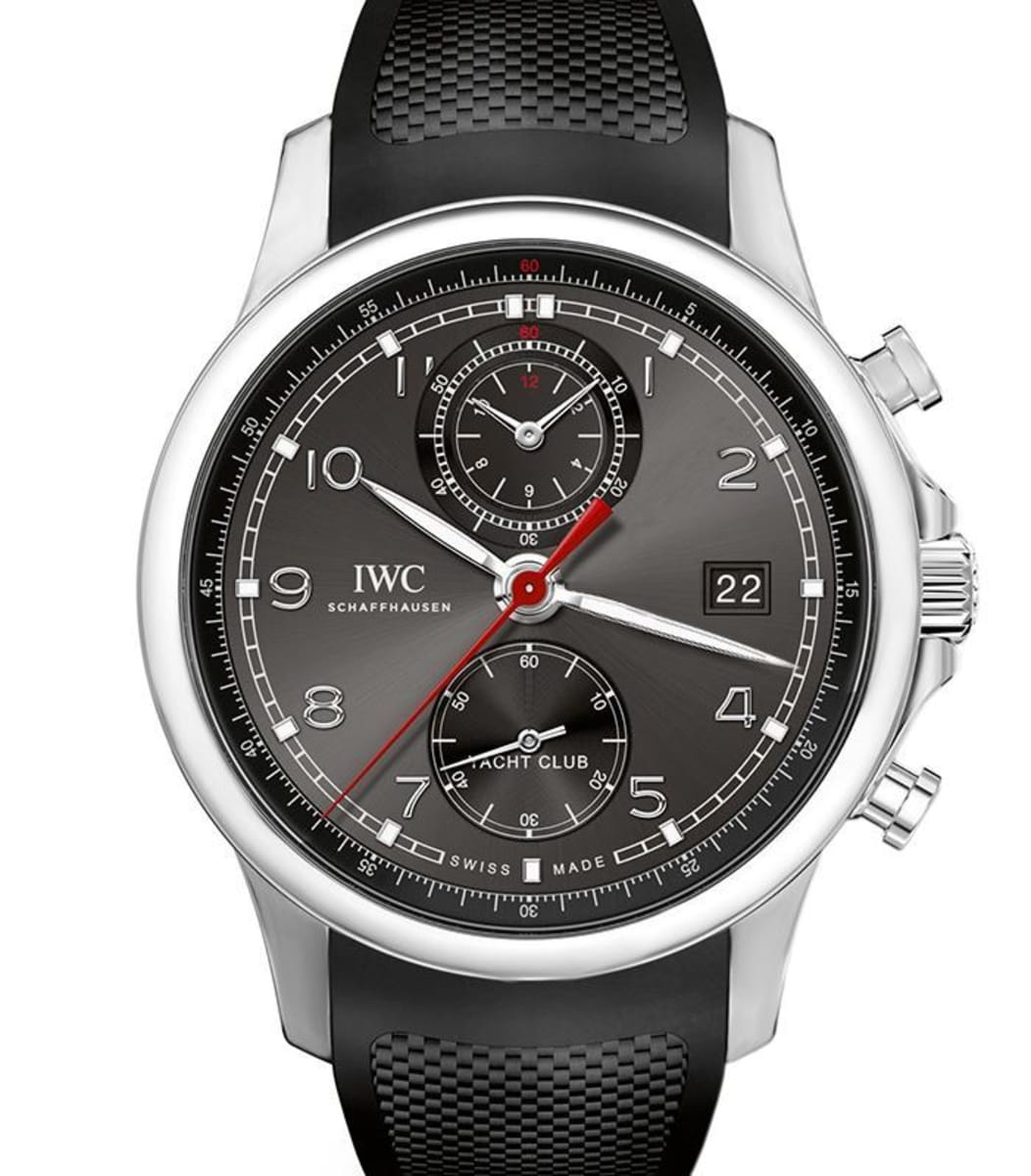 sale retailer e14f9 0156e IWC Portugieser Yacht Club Chronograph Men's Watch IW390503