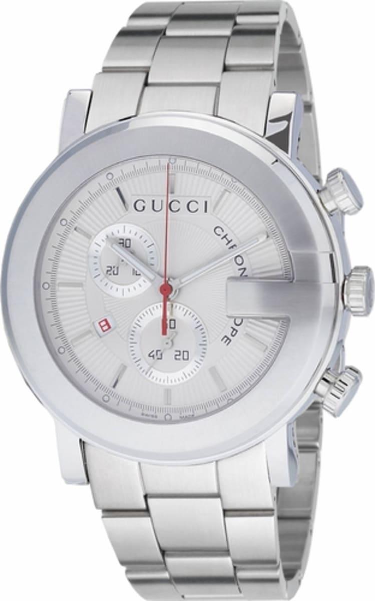 0713594b Gucci G Chrono Men's Watch YA101339