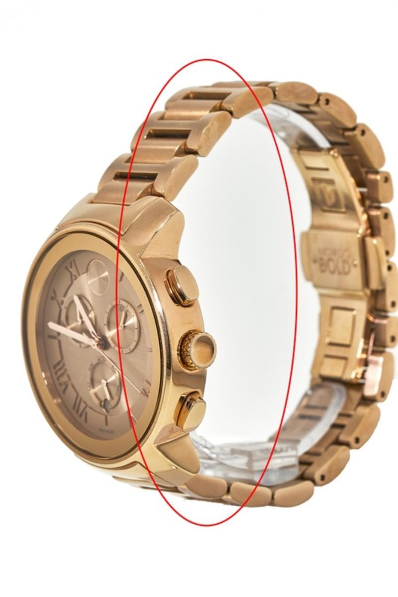 3123f2b22 Movado Bold Women's Watch 3600210-PO | WatchMaxx.com