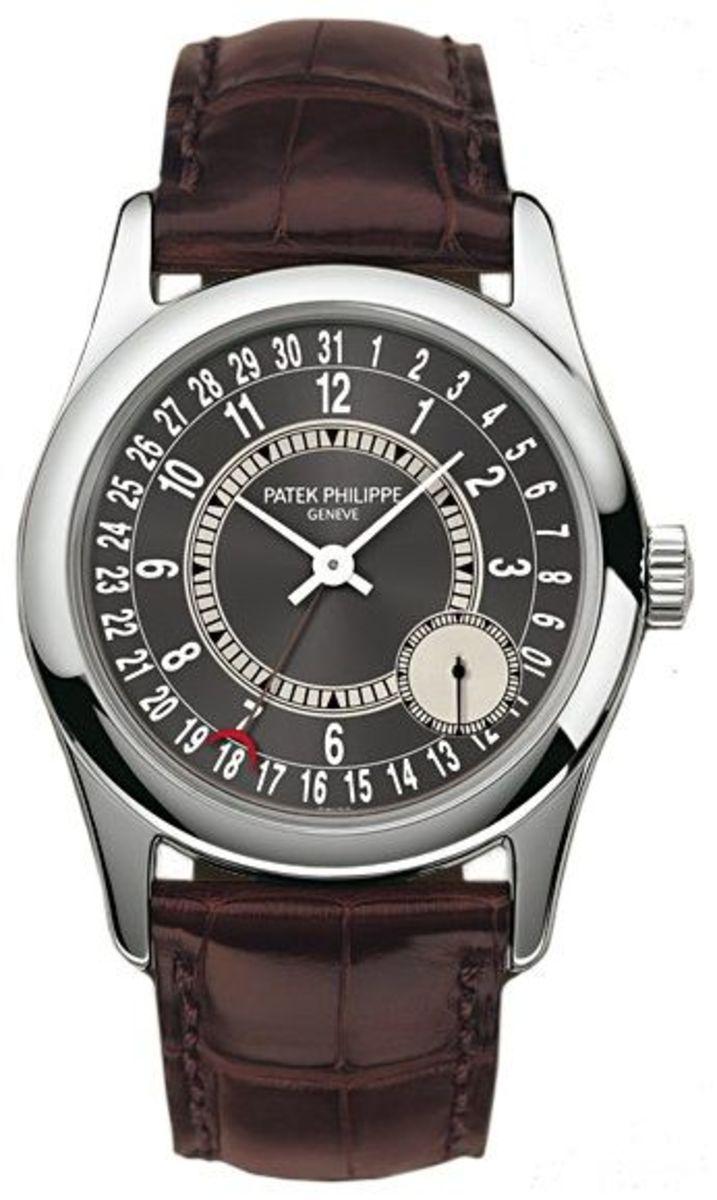 2e7c89d4865 Patek Philippe Calatrava Men's Watch 6000G-010   WatchMaxx.com