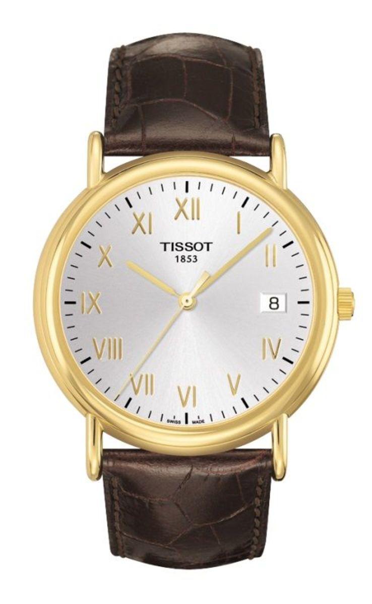 ef74d928a Tissot T-Gold Carson Men's Watch T907.410.16.033.00 | WatchMaxx.com