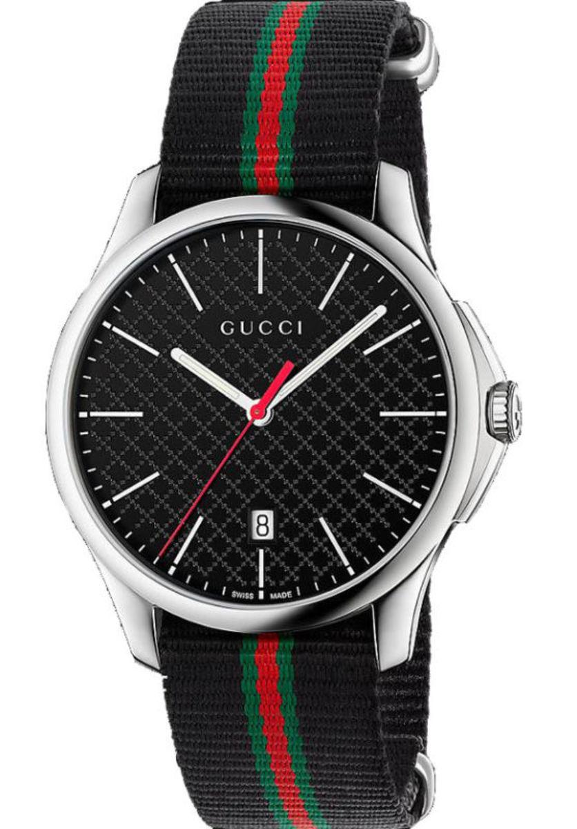 1ac9221698b Gucci G-Timeless Men s Watch YA126321
