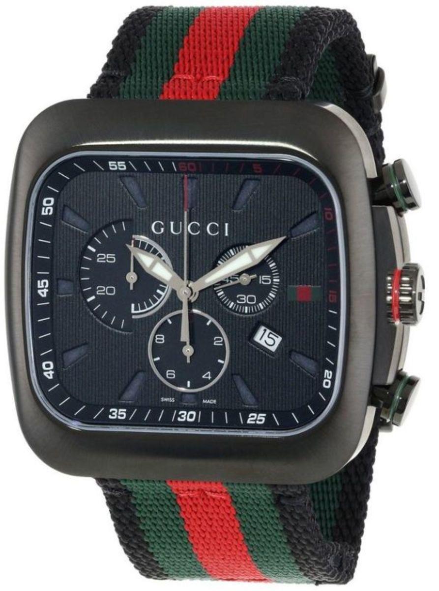 14037908f7d Gucci Coupe Men s Watch YA131202