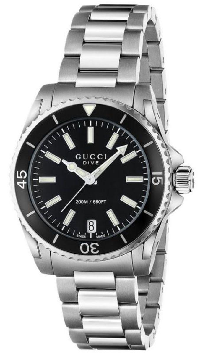 1f4762396e0 Gucci Dive Women s Watch YA136403