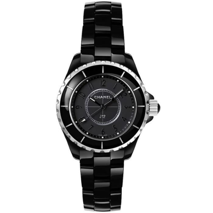 newest 677f4 2473e Chanel J12 Quartz Women's Watch H3828