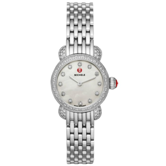 Michele Csx Diamond Mother Of Pearl Dial Women S Watch Mww03a000230