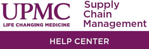 UPMC SCM HELP CENTER