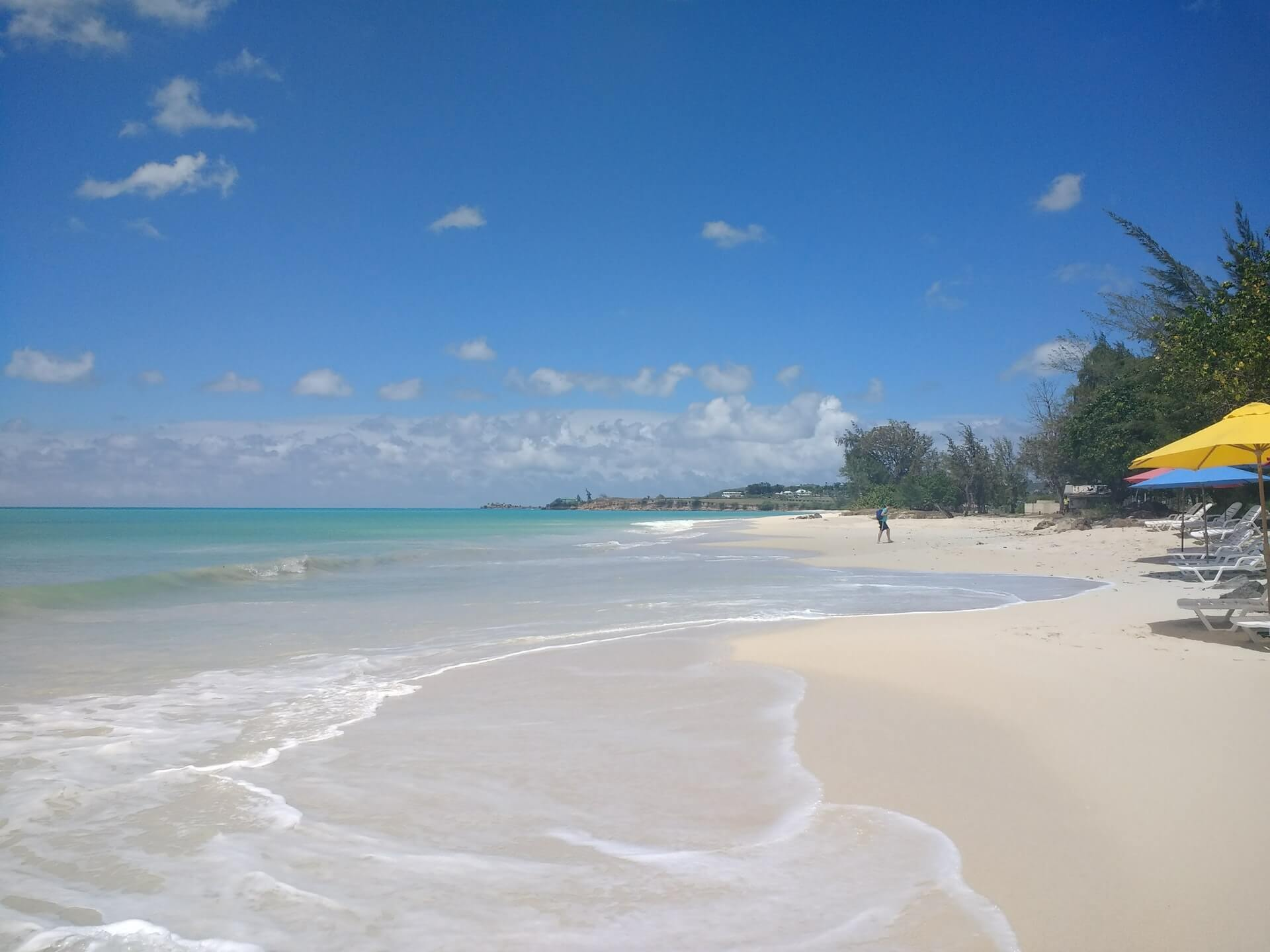 Antigua and Barbuda beach photo
