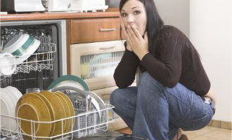 Посудомоечная машина плохо моет посуду