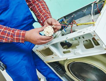 Диагностика и замена оригинальных запчастей в стиральной машине