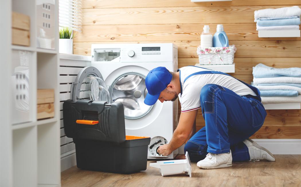 Ремонт неисправности слива стиральной машины