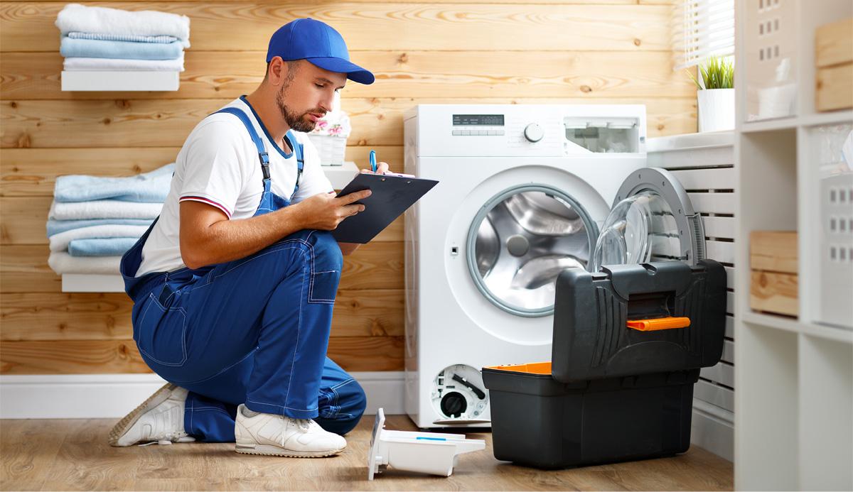 Ремонт стиральной машины, когда она не набирает воду