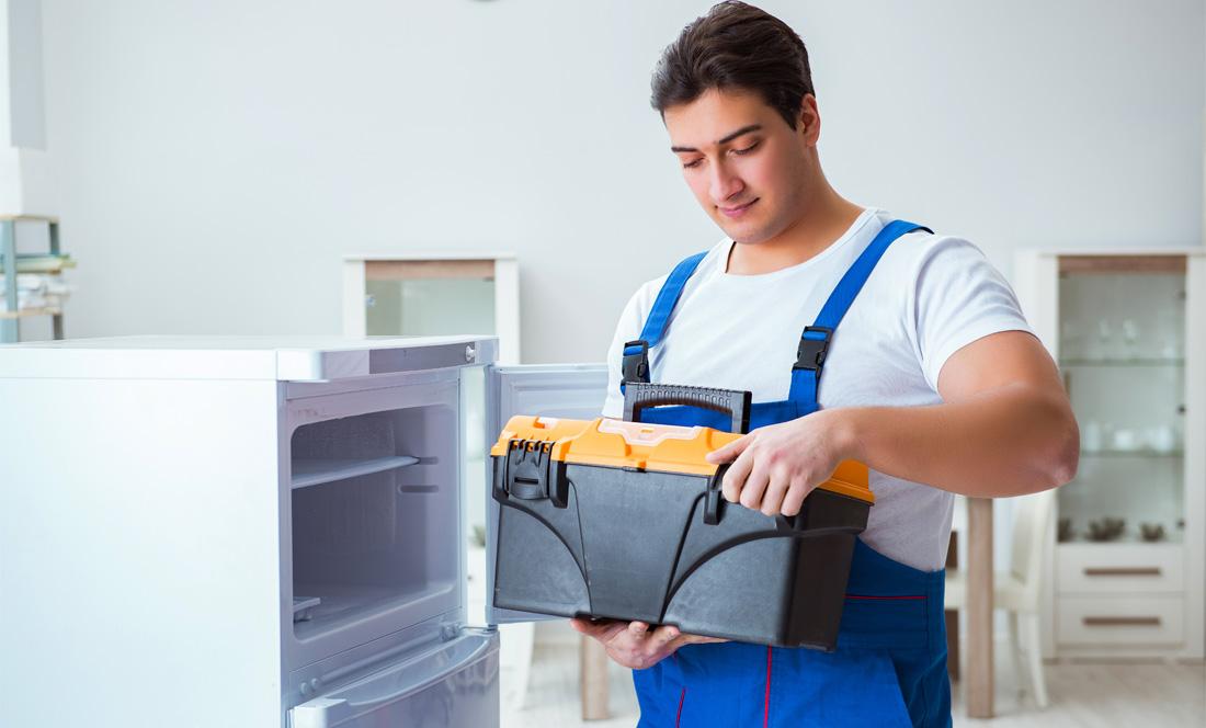 Ремонт холодильников на дому от компании Мистер Быт