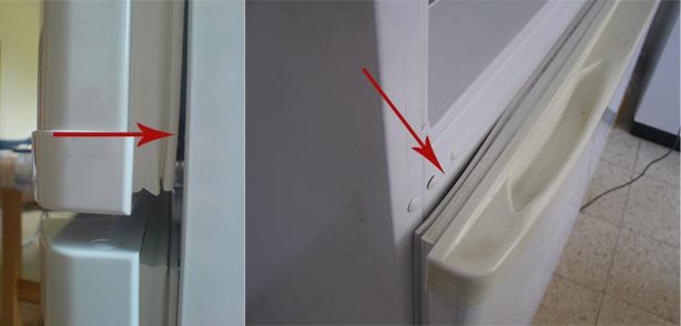 Чем чревато рассыхание резинового уплотнителя двери холодильника