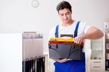 Устранение шума холодильника