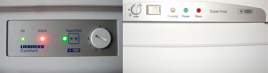 Что делать когда горит кнопка Alarm