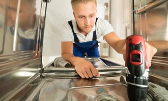 Посудомоечная машина не сливает