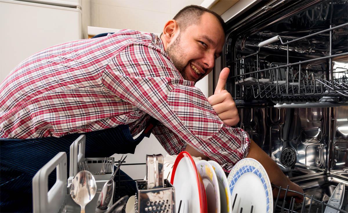 Устранение проблем с мытьем посуды в посудомойке