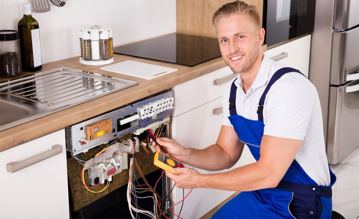 Устранение проблем с нагревом воды в посудомойке