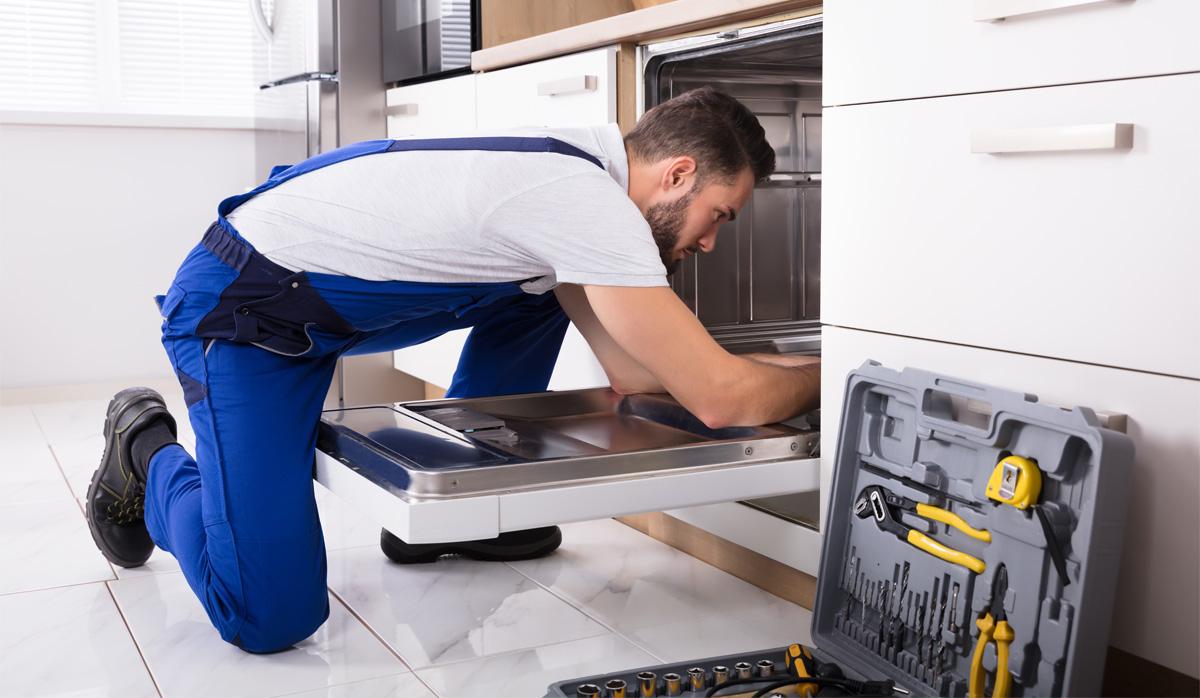 Устранение проблем с писком посудомойки