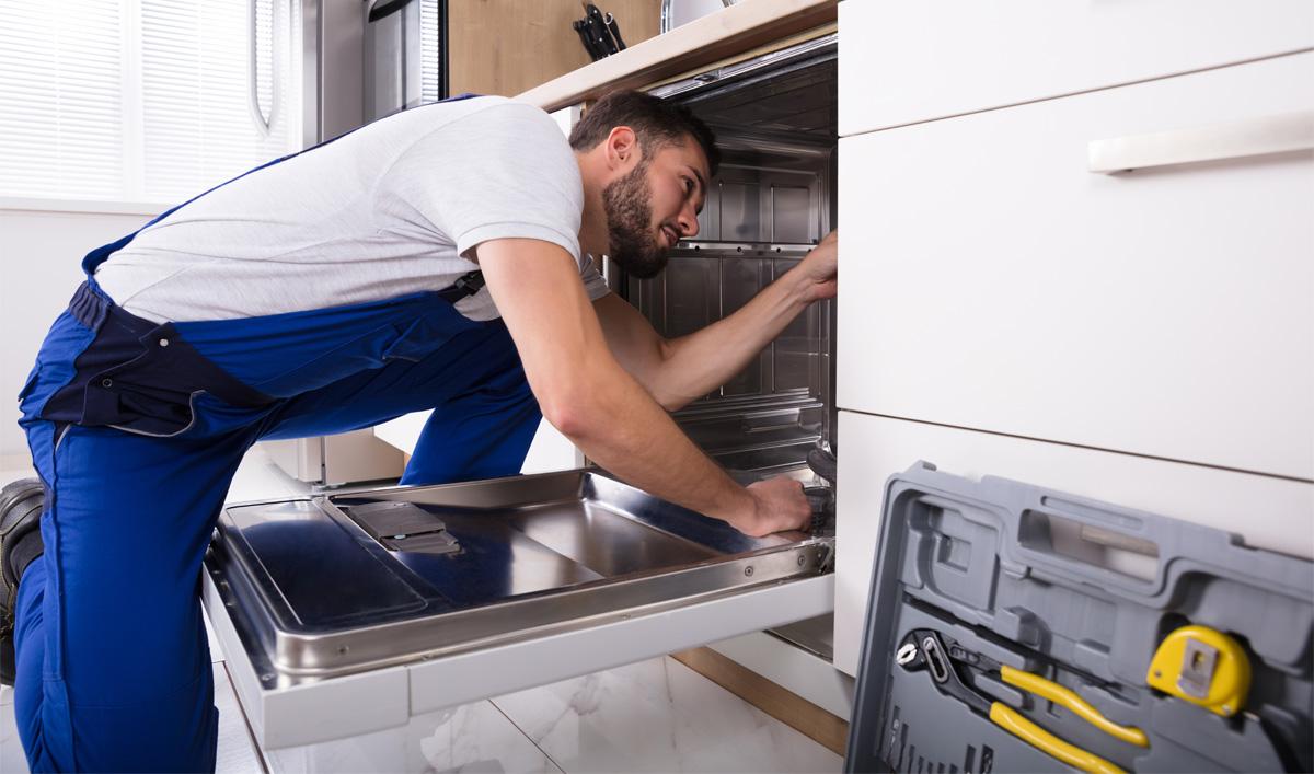 Устранение проблем с сушкой посуды в посудомойке