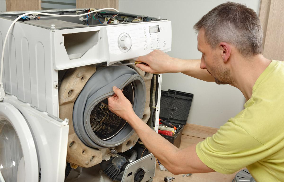 Устранение постороннего предмета в стиральной машины