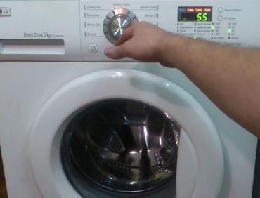 Как проверить подключенную стиральную машину