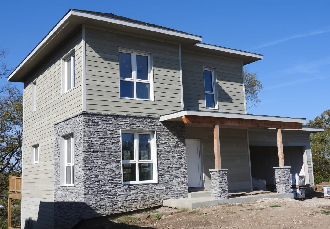 Mission Cliffs passive house