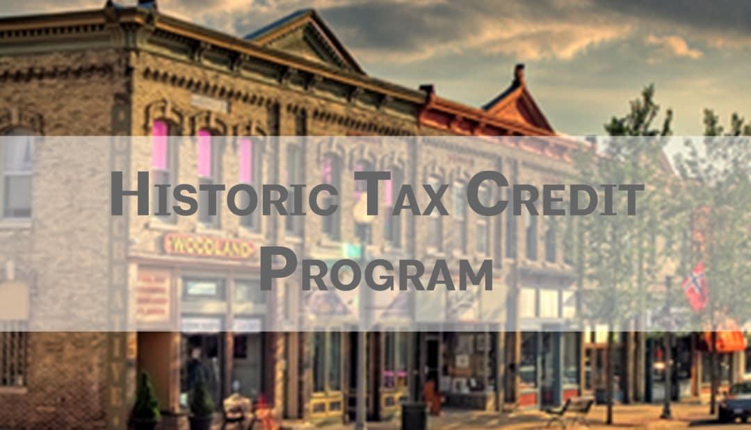 WI Historic Tax Credit Program