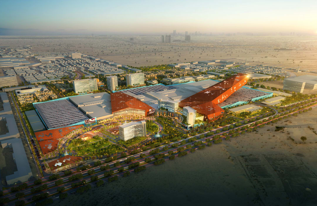 Energy modeling - Mall of Saudi