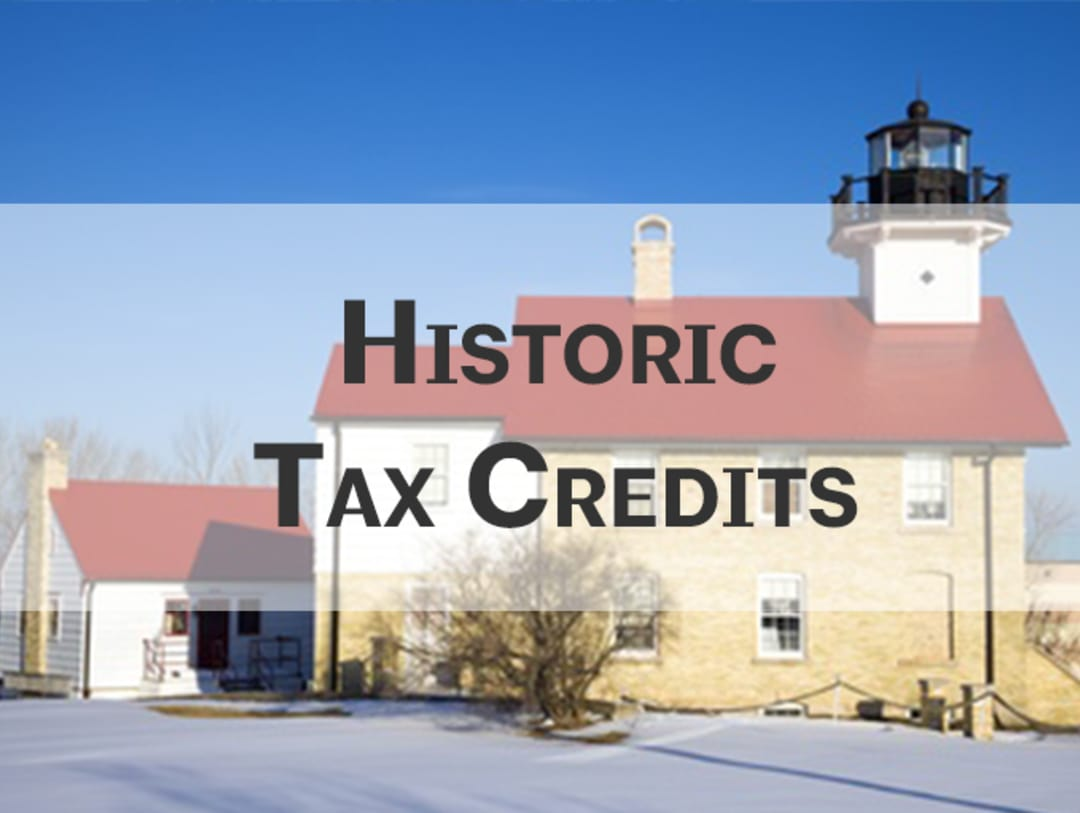 Historic Tax Credits Headline