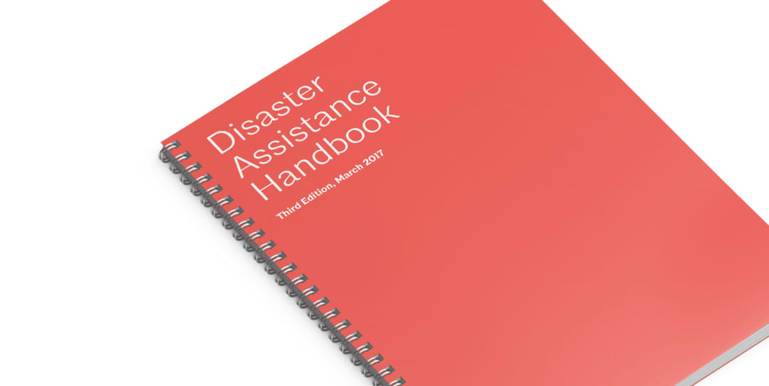Disaster Assistance Handbook