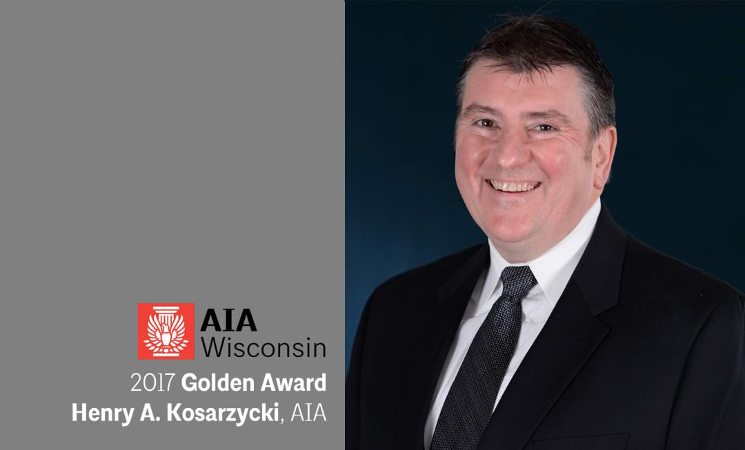 Henry Kosarzycki, AIA