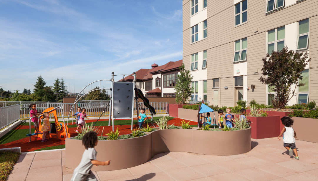AIA/HUD Awards - Plaza Roberto Maestas, Beloved Community