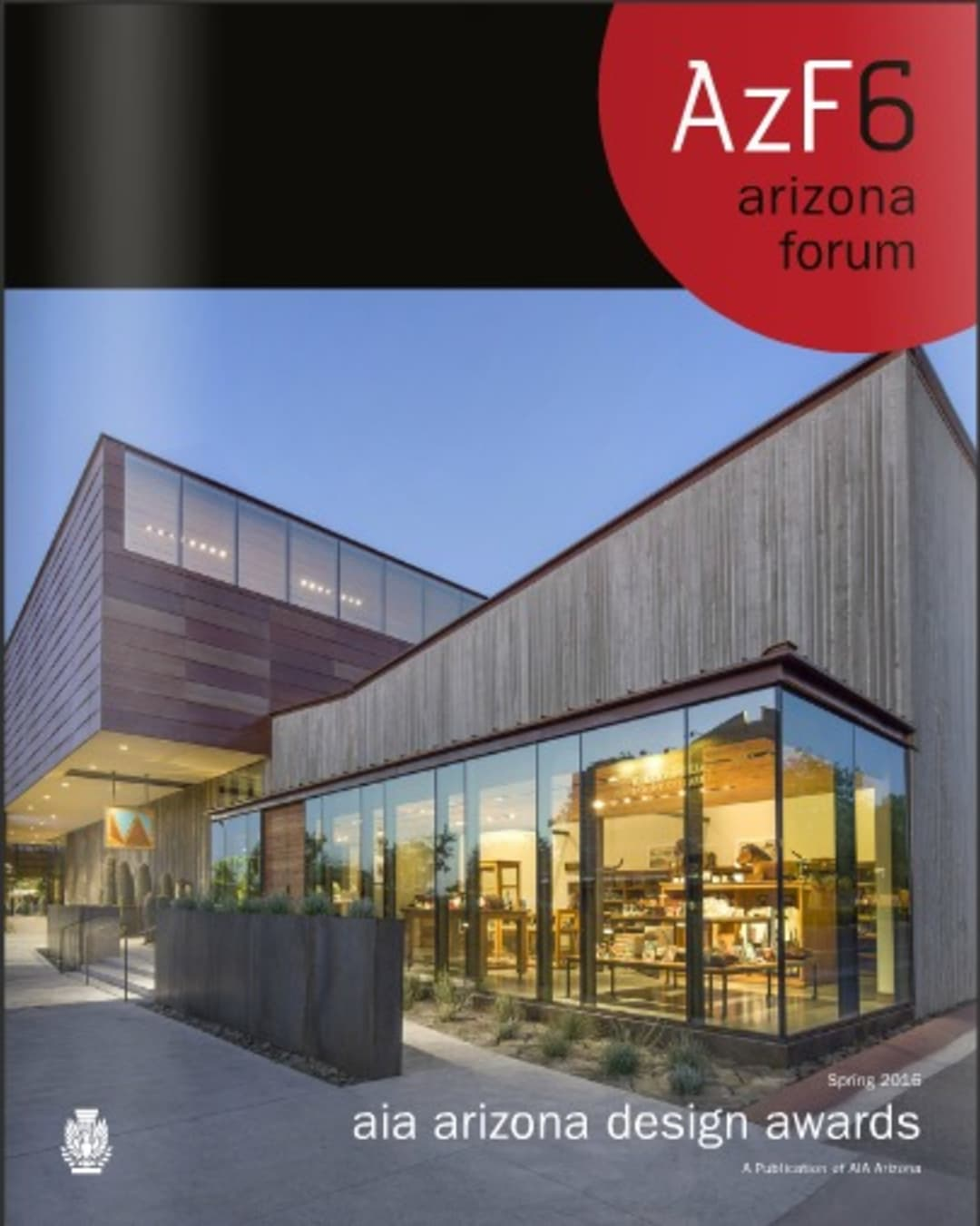 AIA Forum Cover Issue 6