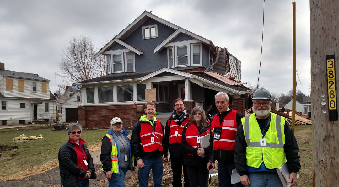 Disaster assistance - AIA Illinois
