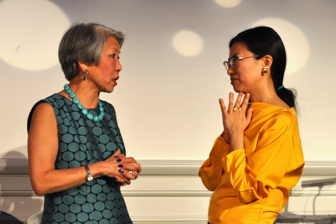Susan Chin and Mary Ping - Cooper Hewitt Awards