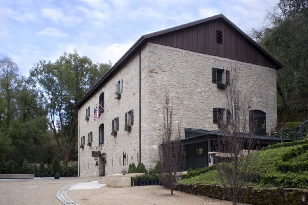 Buena Vista Winery Cellar Building