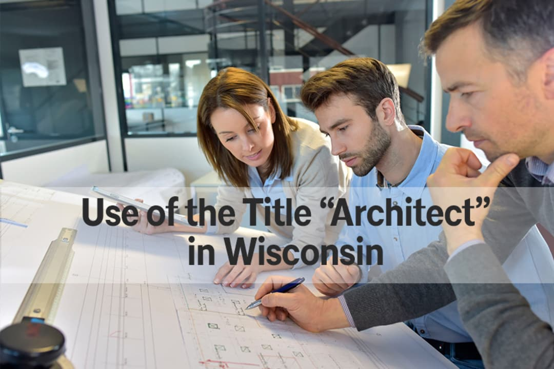 The Architect Title [WI]