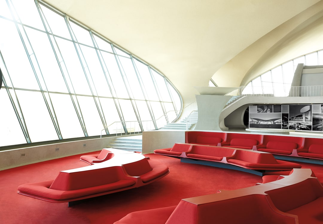 How The Color Red Remains Timeless In Architecture And Design Aia