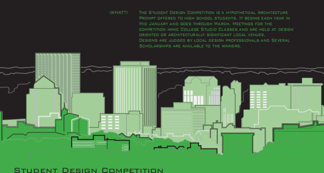 2018 Aia Dayton Student Design Competition Successfully Concludes Aia