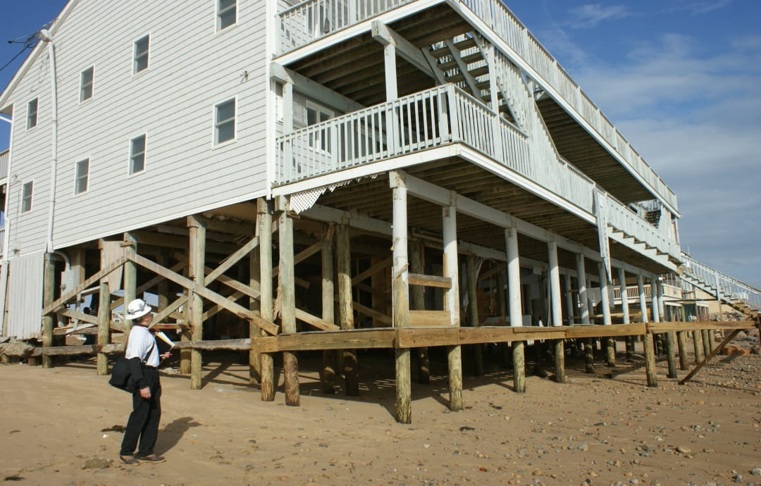 Safety assessments - Building post-Sandy